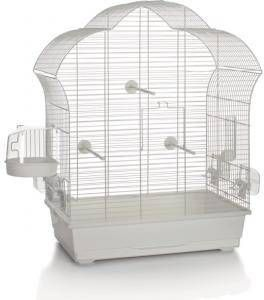 Vogelkooi laura 3 wit 60,5x34x71,5 Pet Products online kopen